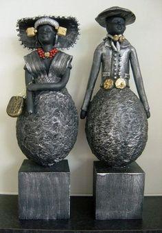 Boeren & Boerinnen - Figuren van Henny