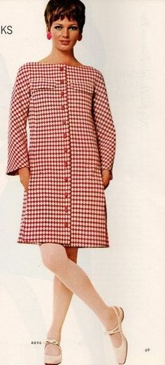 1967/68 by Classic Style of Fashion (Third), via Flickr McCalls