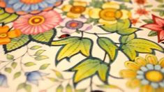 The Adult Coloring Book Secret Garden Is Seemingly Losing Its Position On Market Threatened By Other Newcomers And For Much Debated Negative