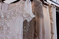 .Anything lace and drapey!.