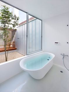 Complex House by Hata Tomohiro