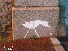 Street Art in Granville
