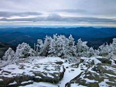 NCPR: View from Whiteface Mountain