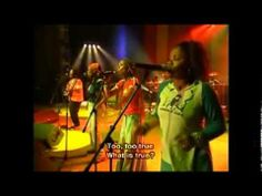 Ziggy Marley & The Melody Makers: Live!  Love Ziggy--can't figure out where this is...