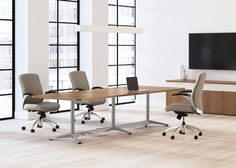 Footings Collaborative Tables | National Office Furniture