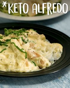 Keto Alfredo -Tasty – Food Videos And Recipes – kohlenhydrate rezepte Ketogenic Recipes, Low Carb Recipes, Diet Recipes, Cooking Recipes, Healthy Recipes, Ketogenic Diet, Easy Recipes, Chicken Recipes, Healthy Food