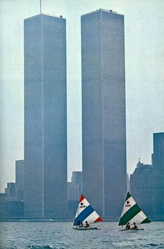 An evil religion destroyed the towers, killing innocent folks!