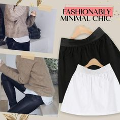 Diy Fashion Hacks, Fashion Tips, Fashion Outfits, Sweater Layering, Layered Fashion, Clothing Hacks, Diy Clothes Life Hacks, Fashion Sewing, Grey Fashion
