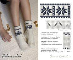 Fair Isle Knitting Patterns, Knitting Stiches, Knitting Videos, Knitting Charts, Knitting Socks, Hand Knitting, Knit Socks, Crochet Beanie, Knit Crochet