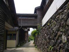 富山県南砺市城端