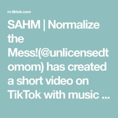 SAHM | Normalize the Mess!(@unlicensedtomom) has created a short video on TikTok with music Send Me on My Way. Normalize imperfect bedtime 💤 @tubbytodd #giveaway #OneStepCloser #bedtimeroutine #sahmtok #mamasoftiktok #tubbytodd #normalizethemess Sound Free, Aesthetic Videos, The Originals, Create, Words, Children, Music, Young Children, Musica