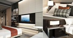 Intercontinental Robertson Quay - Singapore - Interiors - SCDA