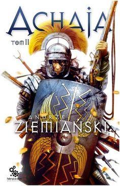 """""""Andrzej Ziemiański chciał stworzyć łatwo i szybko się czytającą fantastyczną powieść przygodową. Cel ten udało się mu osiągnąć. Pod względem tempa fabuły »Achaja« jest literaturą akcji najwyższej kla..."""