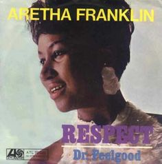 T - everyone knows this iconic hit by the legend that is Aretha Franklin *finger snap*. Aretha has influenced hundreds of artists including Beyonce! Aretha Franklin, Kinds Of Music, I Love Music, Feminist Songs, Best Karaoke Songs, Dr Feelgood, Pop Charts, Gil Scott Heron, The Blues Brothers