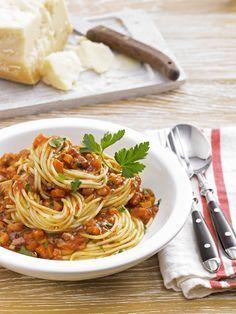 Knorr Spaghetti Bolognese al Diavolo www.knorr.de