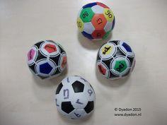 De letterbal, de spellingbal, de tafelbal, snel een automatiseerspelletje tussendoor! Vang en waar zit duim van rh? pic.twitter.com/YNa6Y40Lpt