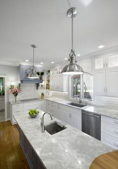 Supreme Kitchen Remodeling Choosing Your New Kitchen Countertops Ideas. Mind Blowing Kitchen Remodeling Choosing Your New Kitchen Countertops Ideas. Small Condo Kitchen, Kitchen Redo, New Kitchen, Long Kitchen, Apartment Kitchen, Awesome Kitchen, Long Narrow Kitchen, Cheap Kitchen, Kitchen Modern