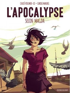 Apocalypse selon Magda - chloe volmer - carole maurel