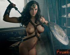 Wonder woman porn fakes are mistaken