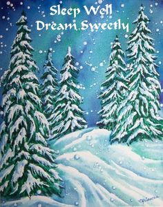 winter watercolor, reminds me of russian fairytales. Christmas Canvas, Christmas Paintings, Christmas Art, Watercolor Print, Watercolor Paintings, Watercolors, Wine And Canvas, Winter Art Projects, Winter Painting