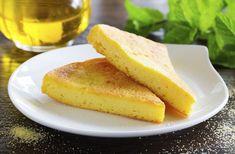 A habkönnyű tejes pite alapreceptje - Recept Cornbread, Recipies, Muffin, Goodies, Chips, Banana, Sweets, Fruit, Ethnic Recipes