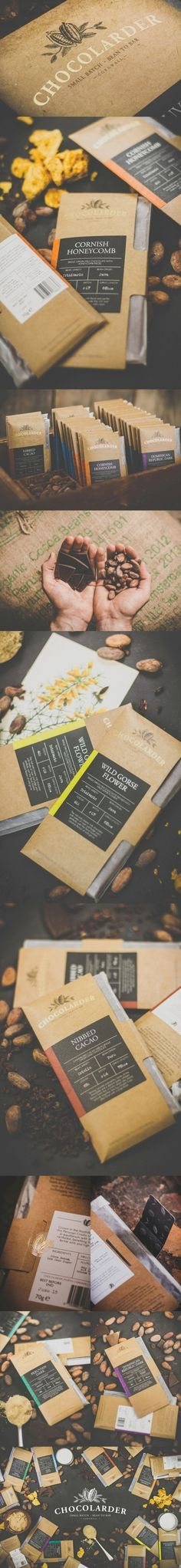 Exquisite chocolates, a pair of hands. (More design inspiration at… Chocolate Packaging, Coffee Packaging, Brand Packaging, Box Packaging, Packaging Design, Chocolate Bark, How To Make Chocolate, Design Campaign, Creative Advertising