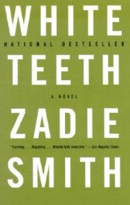 White Teeth - about how you raise your children, about culture and identity, and it makes my brain explode that Zadie Smith was like 24 years old when she wrote this.  So so good.