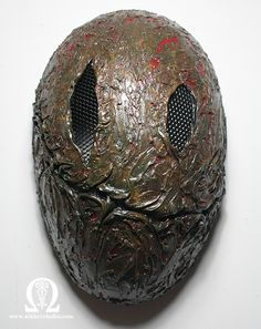 Scarecrow mask - satin finish