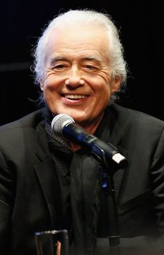 Jimmy Page greets fans as John Varvatos celebrates the launch of 'JIMMY PAGE By Jimmy Page' at John Varvatos 315 Bowery Boutique, NYC, November 6, 2014.: