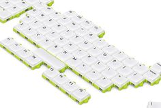 Gadget Goodies: Create your own configuration with this puzzle keyboard