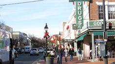Caroline Street, Fredericksburg, Virginia