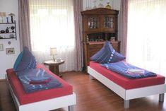 Gästezimmer in Konstanz am Bodensee. Zimmer in ruhiger Lage und 150 m Fußmarsch zum See und Strandbad