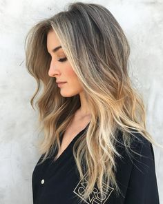 Dark Honey Blonde - Low Maintenance Hair Color Ideas For Lazy Girls - Photos