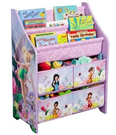 Disney Fairies Book And Toy Organizer by Delta Enterprise, http://www.amazon.com/dp/B004O6IVKC/ref=cm_sw_r_pi_dp_NBMcqb15YT78Q