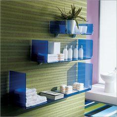 Bontempi Glass Shelves Design
