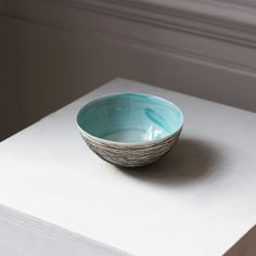 Small Porcelain Bowl Ceramic Artists, Contemporary Jewellery, Sculpture Art, Screen Printing, Decorative Bowls, Fine Jewelry, Porcelain, How To Apply, Ceramics