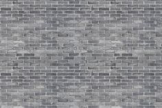 Grey Brick Wallpaper Mural - Murals Wallpaper