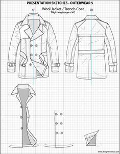 05-Mens-presentation-flat-sketches-outerwear.jpg 561×720 píxeles