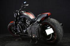 ROSDEE : Harley Davidson 2012 VRSCDX 260 Wide Tire Custom