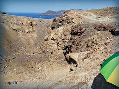 http://viajarporquesim.blogs.sapo.pt/ Nea Kameni, Santorini, Greece