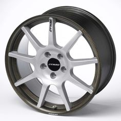 Dymag carbon fibre wheel - expect to see more exciting Dymags soon!! :)