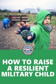 Raising resilient military children