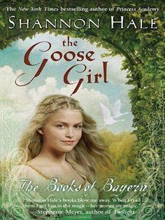 *el libro*The Goose Girl (The Books of Bayern, [[PDF]] Descarga gratuita de libros Shannon Haleaaspcaa Books To Read, My Books, Teen Books, Reading Books, Star Reading, Reading 2016, Girl Reading, Library Books, Books For Tweens