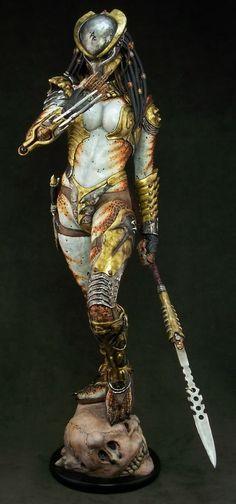 Female Predator?? Coooolll....