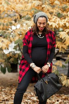 Oh, baby! Maternity style tips from 6 hot mamas!
