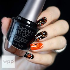 The Lacquer Legion: AFTER DARK...Halloween Circles