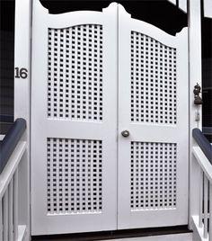 Varandah Gates - Brisbane - For the Classic Queenslander - Custom Gates