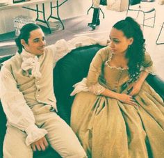 Anthony Ramos and Jasmine Jones >> THEY'RE SO IN LOVE ...