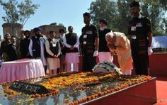 PM pays tributes to Bhagat Singh, Sukhdev and Rajguru on their martyrdom day