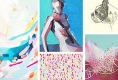 Emerging Artists: Prints from Our Favorite Fresh Talent